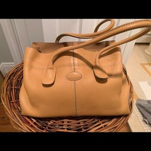 Tods handbag large